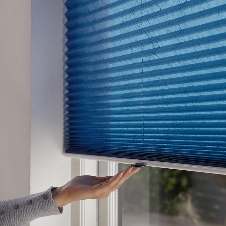 misol plisse shades detail foto