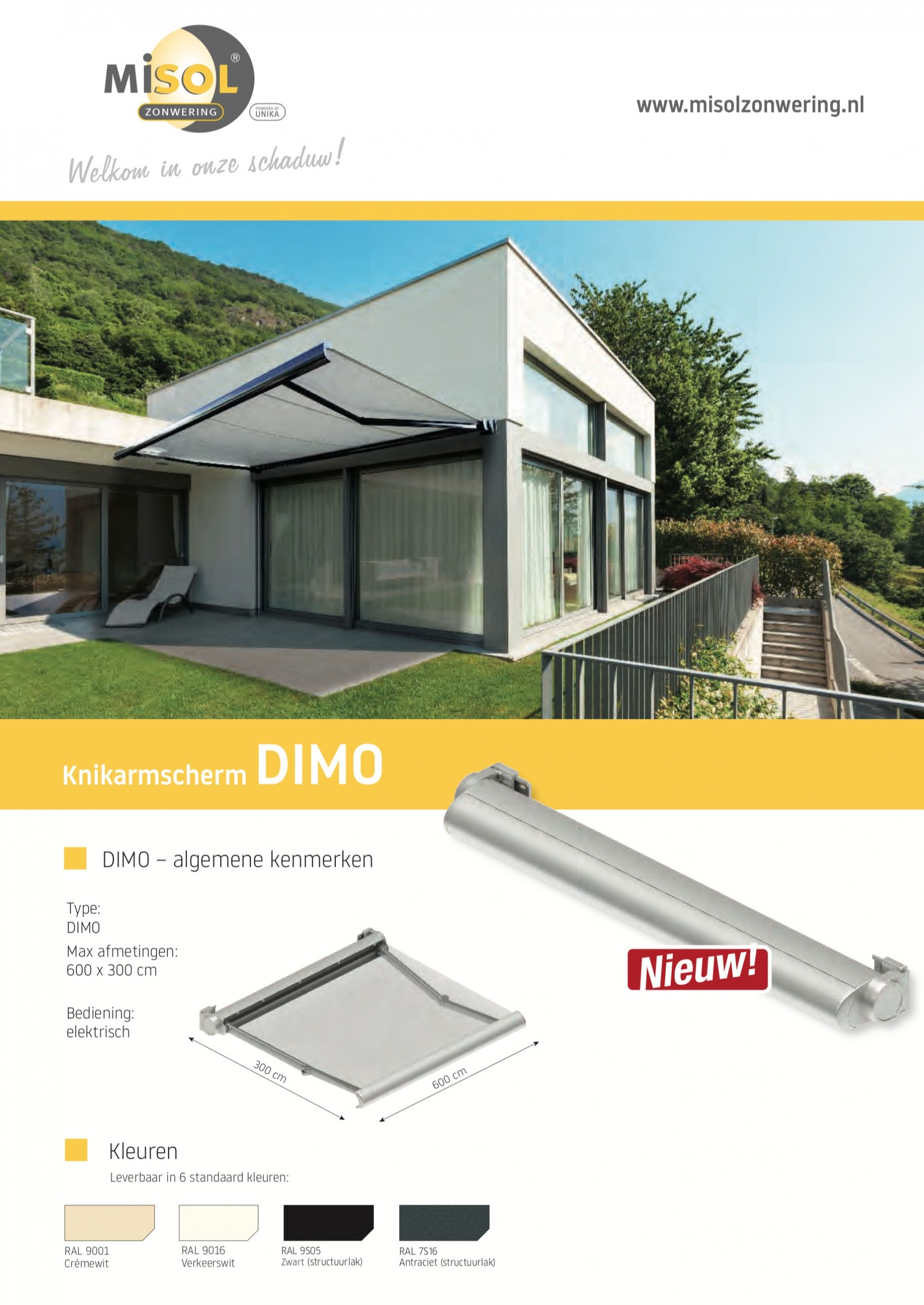 Dimo - Misol Huismerk