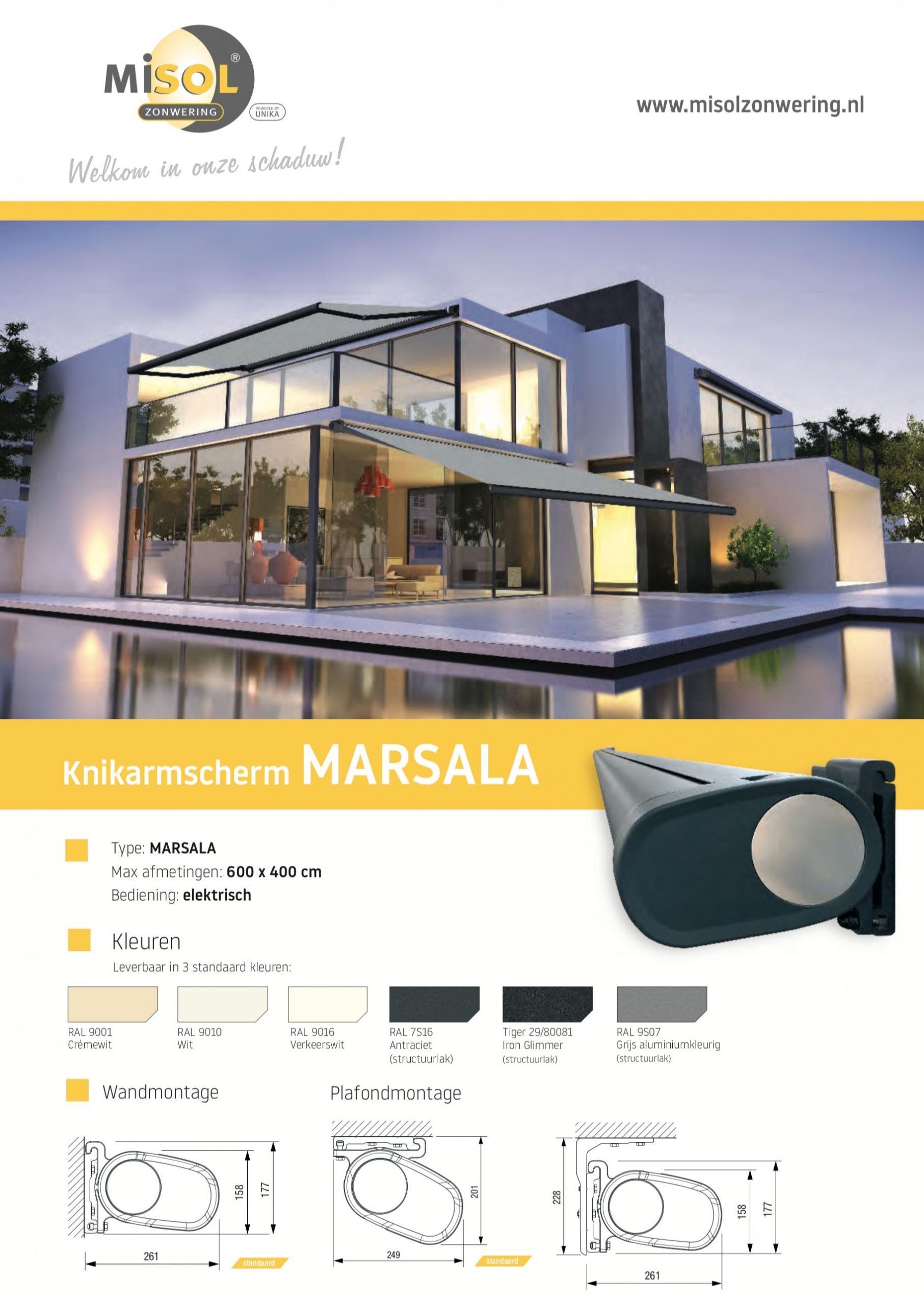 Marsala - Misol Huismerk